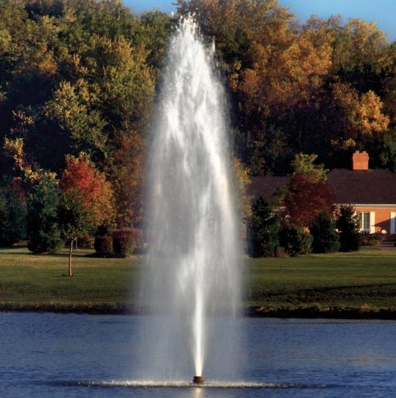Full Geyser Type Floating Fountain